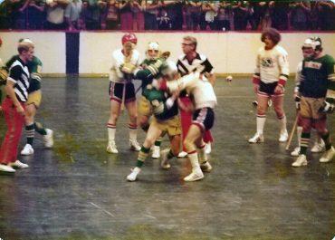 The Crazy 1975 NLL Regular Season Finish by Pat Differ