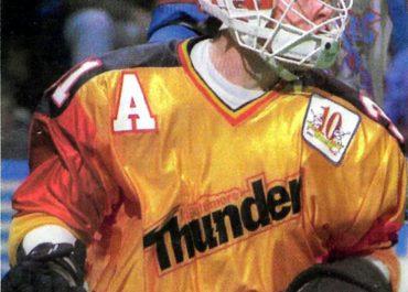 Thunder wins opener, 18-17