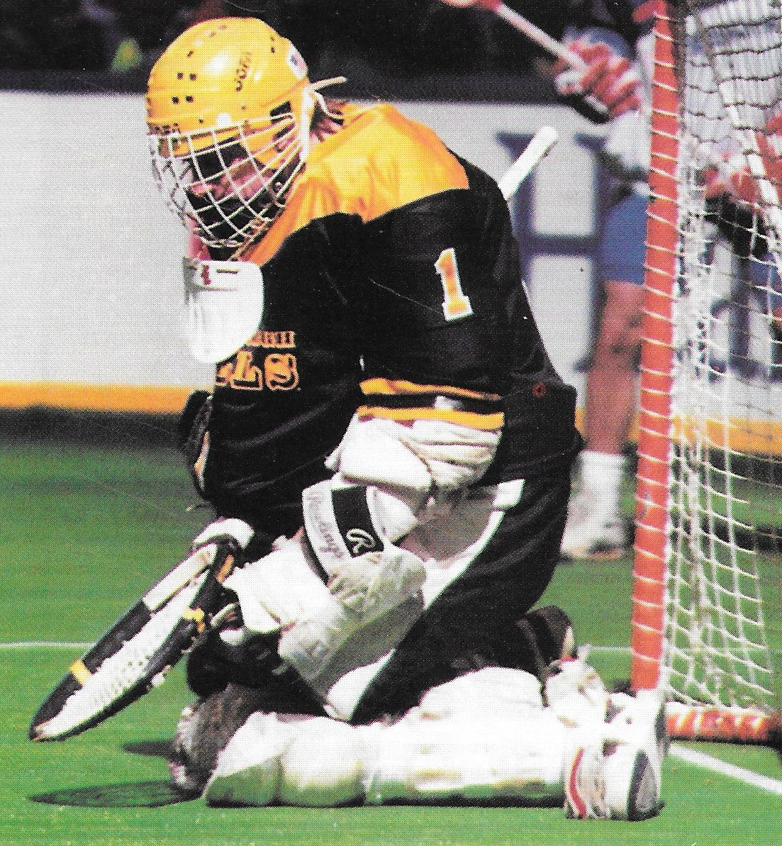 Bulls' win showcases new goalie and defense