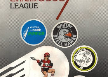 NATIONAL LACROSSE LEAGUE (1991)