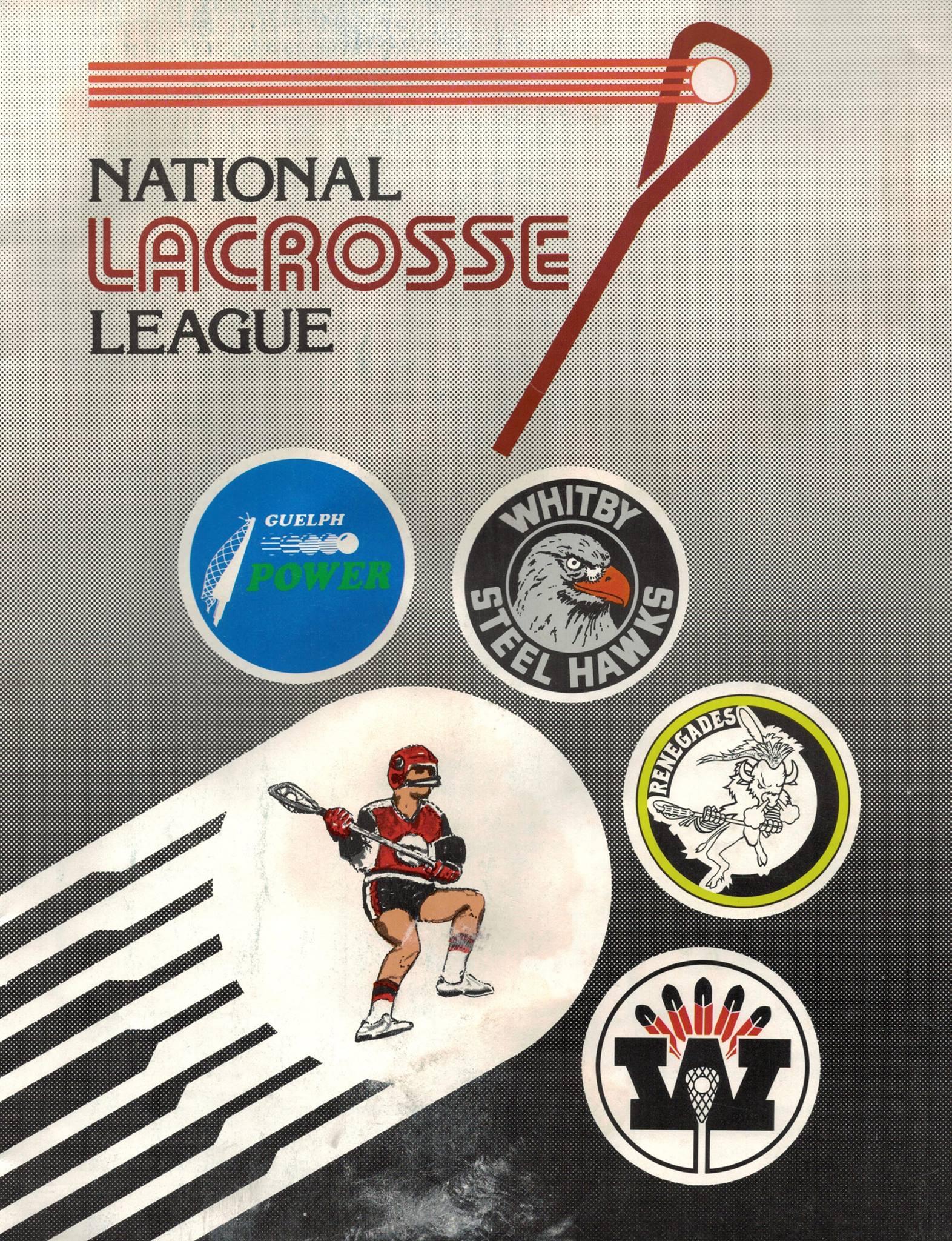 NATIONAL LACROSSE LEAGUE (1991)