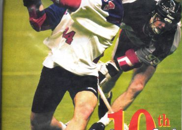 """Behind the Scenes of The Major Indoor Lacrosse League """"  by Quint Kessenich"""