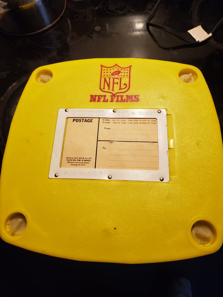 NFL Films and The Lloyd Collection….
