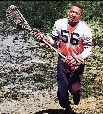 Brown built legend as lacrosse star